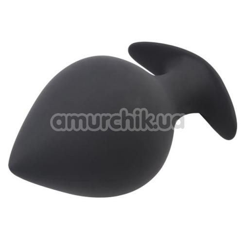 Набор из 4 анальных пробок Black Mont Renegade Spade Plug Kit, черный