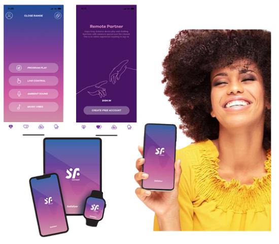 Приложение Satisfyer Connect