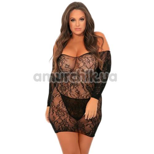 Платье Seductive, черное - Фото №1