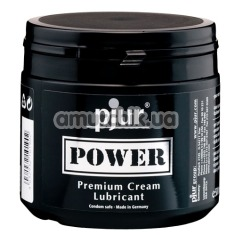 Анальный лубрикант Pjur Power Premium Cream 150ml - Фото №1