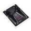 Зажимы для сосков японские с широкой цепочкой Lucky Bay Nipple Play, черные - Фото №2