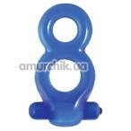 Виброкольцо Renegade Vibrating Men's Ring, синее