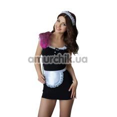 Костюм горничной Jane: платье + передник + повязка