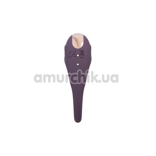 Виброкольцо Royal Fantasies Aveta, фиолетовое