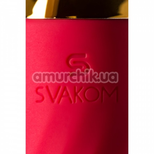 Виброяйцо Svakom Ella, красное