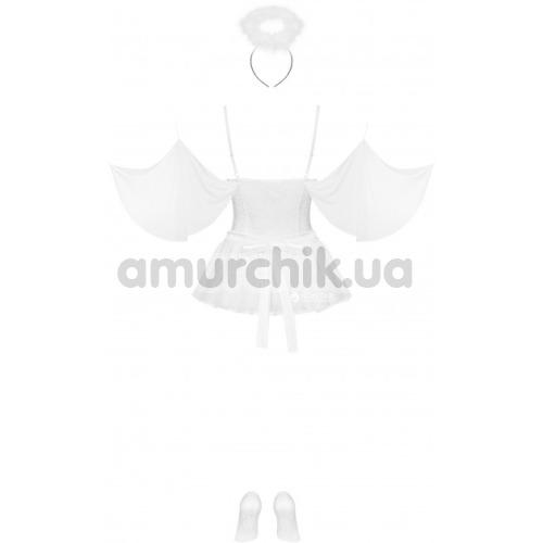 Костюм ангела Obsessive Swangel, белый