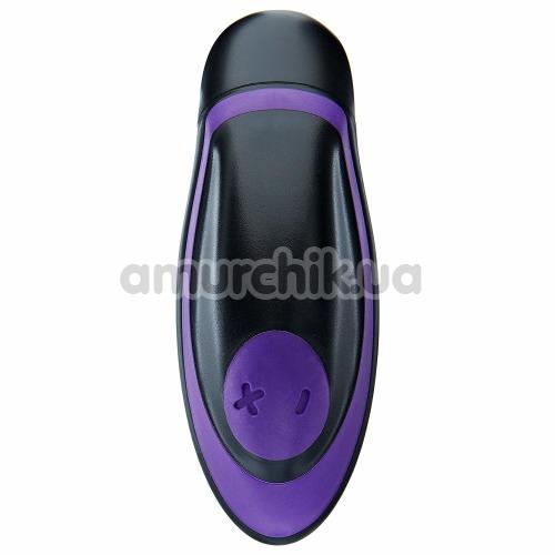 Клиторальный вибратор Vibratissimo Touch Me Smart, черный