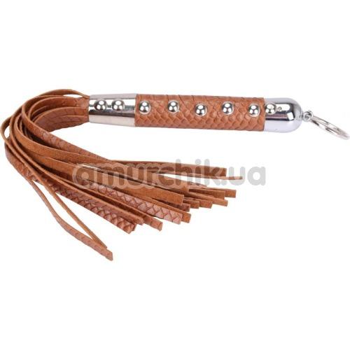 Бондажный набор sLash Snakeskin Bondage Set, коричневый