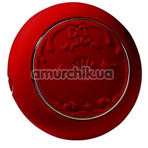 Вибратор Zalo Fanfan Set, красный