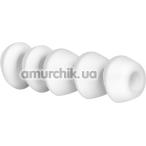 Набор насадок на симулятор орального секса для женщин Satisfyer Pro 2 Vibration, белый - Фото №1