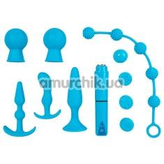 Набор из 11 игрушек The InSider Set Deluxe Couple Kit, голубой