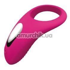 Виброкольцо Rings of Love Couples Enhancer, розовое - Фото №1