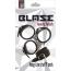Фиксаторы Blaze Luxury Hog Tie Cuff Set, черный - Фото №2
