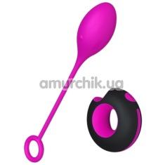 Виброяйцо Odeco Tritons, розовое - Фото №1