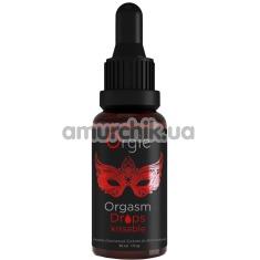 Стимулирующая сыворотка для женщин Orgie Orgasm Drops Kissable, 30 мл