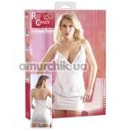 Платье Cottelli Collection Red Corner 271154, белое - Фото №1