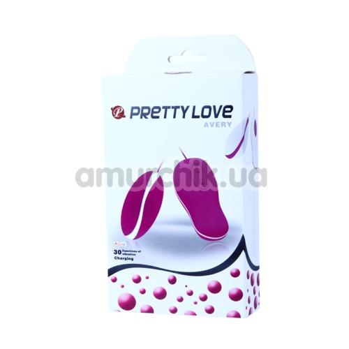Виброяйцо Pretty Love Avery