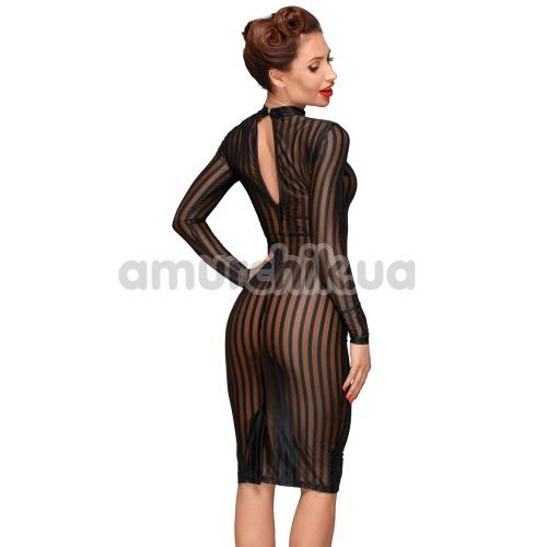 Платье Noir Dress Stripes, чёрное