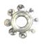 Набор эрекционных колец Brazzers HS001, серый - Фото №3