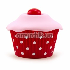 Клиторальный вибратор Shiri Zinn Cupcake Vibrator - Фото №1
