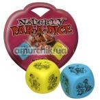 Секс-игра кубики Naughty Par-a-dice - Фото №1