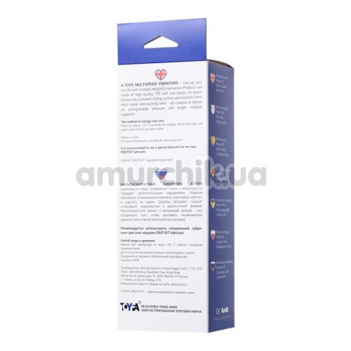 Вибратор A-Toys Multi-Speed Vibrator 761049, телесный