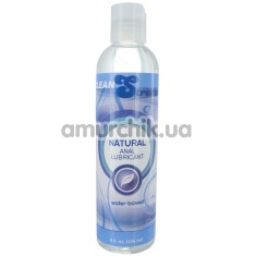 Анальный лубрикант Clean Stream Natural Anal Lubricant, 236 мл - Фото №1
