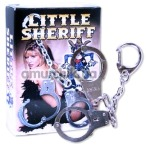 Наручники для пальцев Little Sheriff - Фото №1