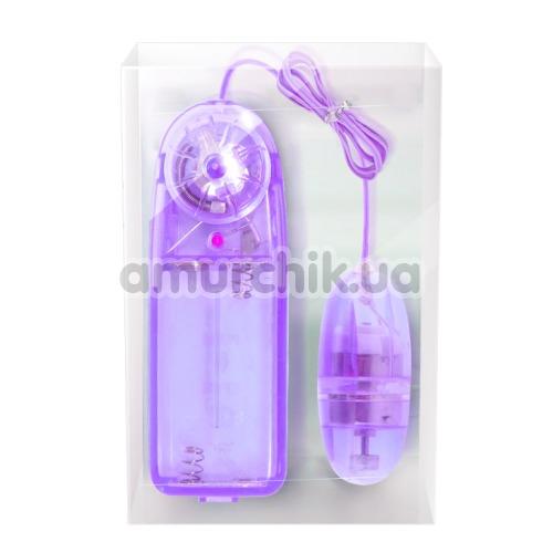 Виброяйцо 10015M, фиолетовое