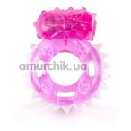 Виброкольцо Brazzers RC003, розовое - Фото №1