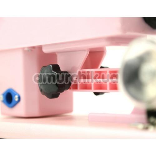 Секс-машина Passion Motion, розовая
