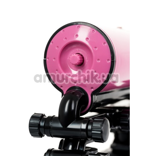 Секс-машина Pink-Punk Sex Machine, розовая