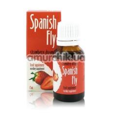 Возбуждающие капли Spanish Fly Strawberry Dreams, 15 мл - Фото №1
