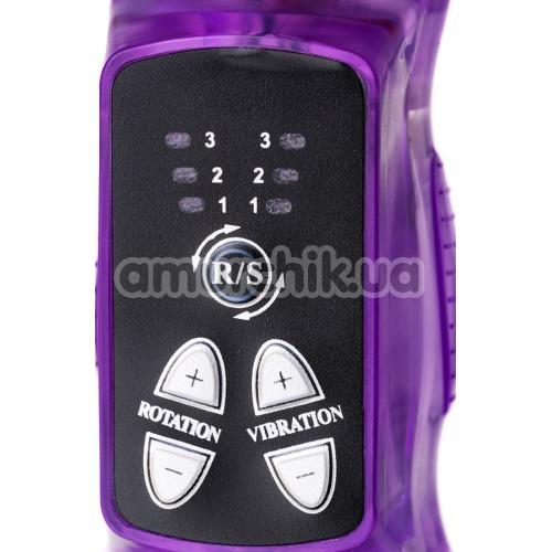 Вибратор A-Toys High-Tech Fantasy 761034, фиолетовый