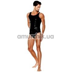 Мужская майка Avanza Latex Top Men, чёрная - Фото №1