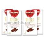 Массажное масло с феромонами Aphrodisiac Warming Massage Oil Attraction Chocolate с согревающим эффектом - шоколад, 10 мл - Фото №1