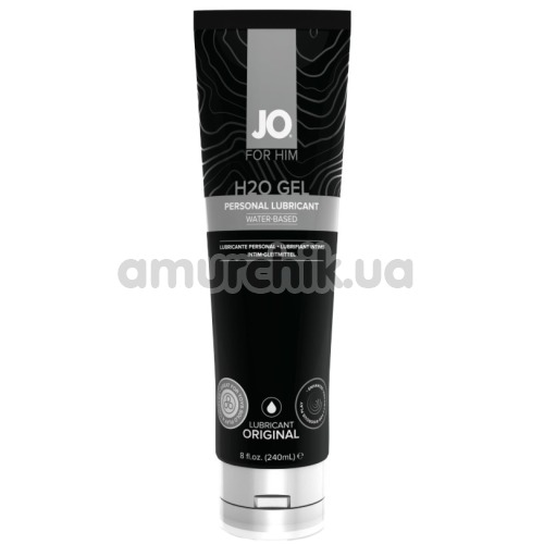 Лубрикант JO for Him H2O Gel Original, 240 мл