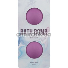 Бомбочки для ванны Dona Bath Bomb - Sassy Tropical Tease, 140 г - Фото №1