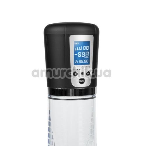 Вакуумная помпа Men Powerup Passion Pump, черная