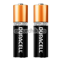 Батарейки Duracell Plus Power Duralock AAА, 2 шт - Фото №1