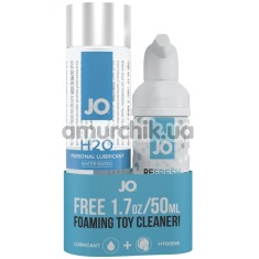 Набор JO Limited Edition Promo Pack: JO H2O Original + JO Refresh  - Фото №1