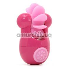 Симулятор орального секса для женщин Sqweel Go, розовый - Фото №1