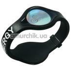 Эрекционное кольцо Smile Power Ring, черное