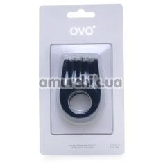 Виброкольцо OVO B12, синее