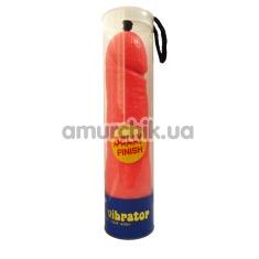 Вибратор Sensual Vibrator, 18см розовый