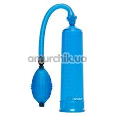 Вакуумная помпа Pressure Pleasure Pump, синяя