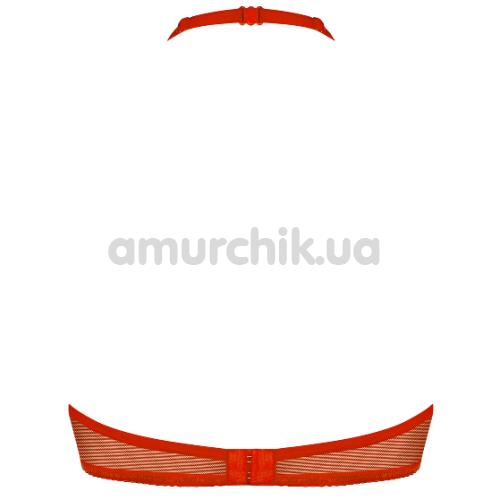 Бюстгальтер Obsessive 838-BRA-3, красный