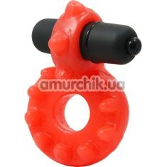 Виброкольцо Glo-Glo a Go-Go Radioactive Orange Glo Ring, оранжевое