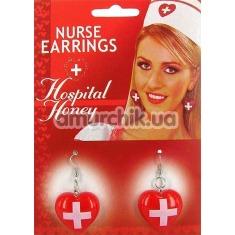 Серьги Nurse Earrings Hospital Honey - Фото №1