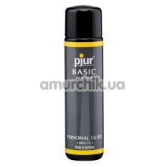 Лубрикант Pjur Basic Silicone, 100 мл - Фото №1